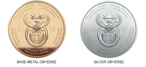 2017 OR Tambo Silver And Base Metal Obverses