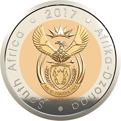 Honouring The Order Of Or New R5 Circulation Coin The South
