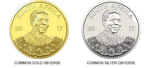 2017 Protea Common Obverse