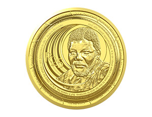 2017 Protea R25 Gold Coin