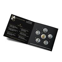 2019 SA25 6 Coin Set