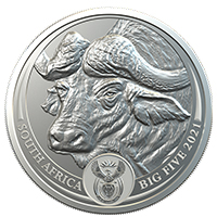 Big 5 Buffalo Obverse
