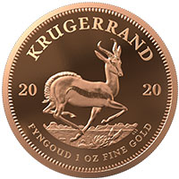 1oz Gold Proof Krugerrand