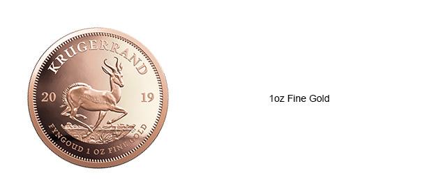 Krugerrand-1oz-coin