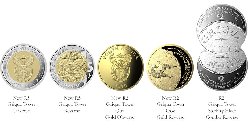 In The News New R5 The South African Mint Company
