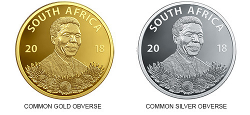 2018 Protea Common Obverse