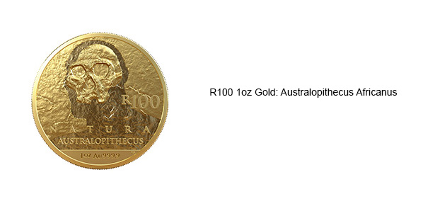 R100-1oz-Gold-Australopithecus-Africanus