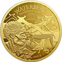 R2 Gold Coin