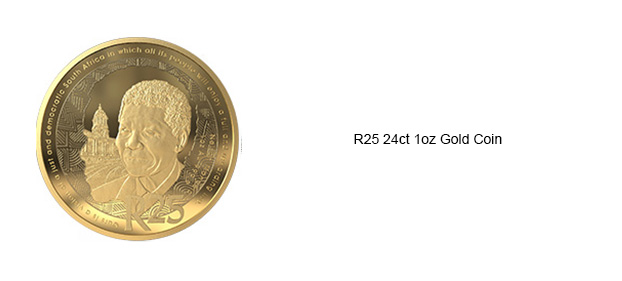 2019 Range - The South African Mint Company