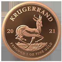 1oz Gold Proof Krugerrand