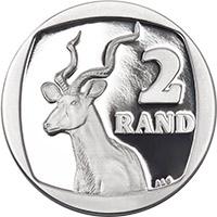 SA Mint - Circulation coins - R2