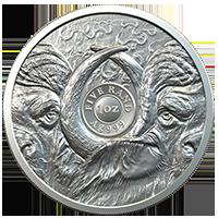 Big 5 Buffalo 1oz Silver AG 999