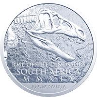 2019 Silver Natura Obverse