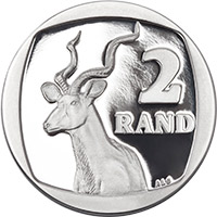 SA Mint - Circulation coins - R2